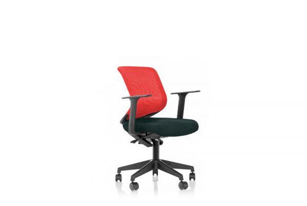 Piccolo 500P Kunstleder Grün Rot