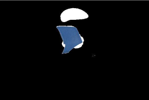 Piccolo 510 Rückenlehne Blau